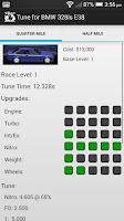 Screenshot of Drag Racing Best Tunes