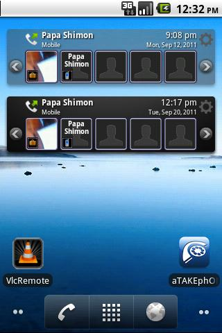 TAKEphONE widget