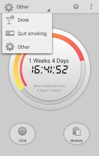 App IMQuit - Quit addiction APK for Windows Phone