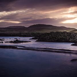 ICELAND by Jon Webb - Landscapes Travel ( water, november, 2014, blue hour, volcanic, jonwebb.net, island, iceland, lava, geothermal, improve photography, blue lagoon, ijsland, sunrise, steam, spa )
