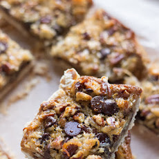 Coconut Pecan Pie Bars