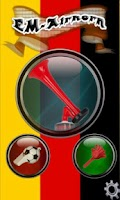 Screenshot of Soccer - Airhorn England UK