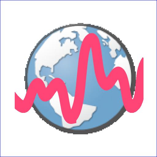 工具のNet Monitor Micro LOGO-HotApp4Game