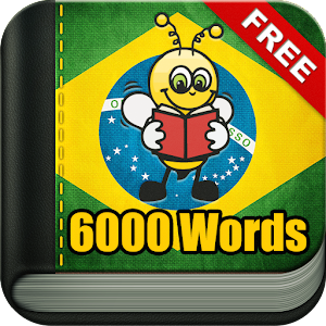 Learn Brazilian Portuguese Vocabulary - 6000 Words