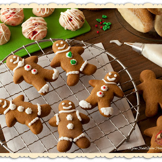 Gingerbread Men No Egg Recipes
