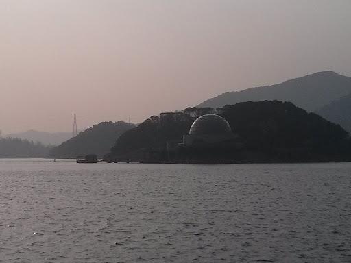 龙珠 at 九龙湖