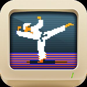 Cover art Karateka Classic