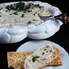 Creamy White Bean and Herb Dip