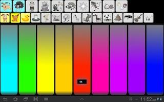 Screenshot of Kids Animal Piano Free