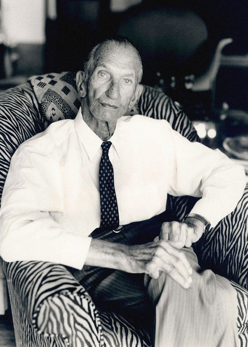 Jan Karski, March 2000.