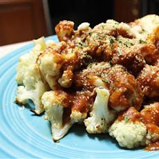 Spaghetti Sauce with Cauliflower