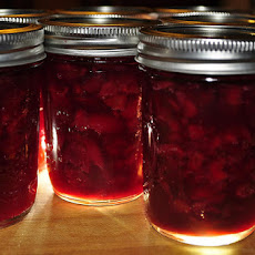 Black Bing Cherry Preserves