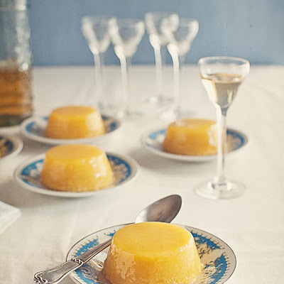 Brazilian Quindins (Egg Yolk and Coconut Custard)