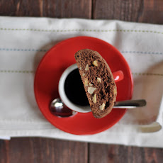 Chocolate-Halzelnut Biscotti