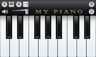 Screenshot of My Piano