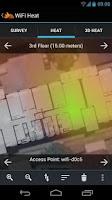Screenshot of WiFi Heat