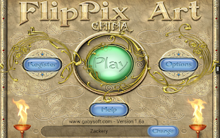Screenshot of FlipPix Jigsaw - China