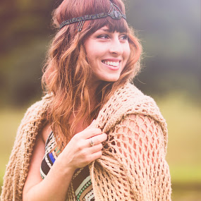 Boho Beauty by Jess Anderson - People Portraits of Women ( fashion, nx30, 2014, 85mm, art, fine art, boho, samsung, mchenryphotography.com, bokeh, imagelogger, portrait, photography, bohemian, august, ditchthedslr, jessica anderson )
