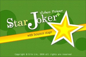 Screenshot of Star Joker plus - video poker