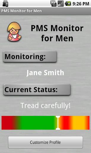 PMS Monitor for Men