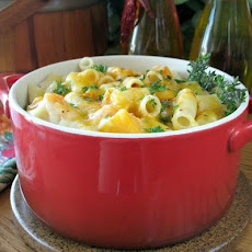 Harvest Moon Pasta - Rachael Ray