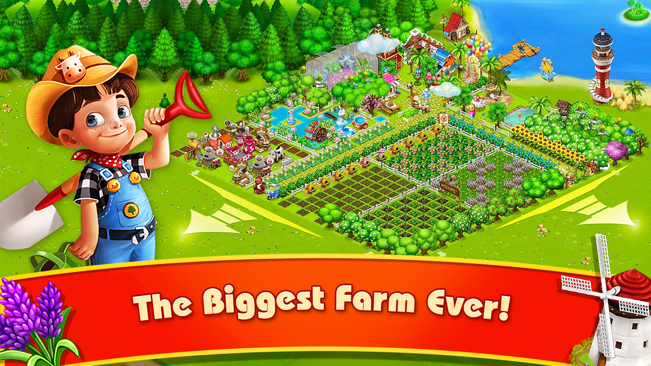 Family Farm Seaside Screenshot 9
