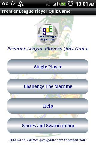 Prem League Players Quiz FREE