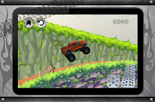 Screenshot of Monster Rampage Park Challenge