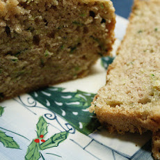 Low-Fat Sugar-Free Zucchini Bread/Muffins