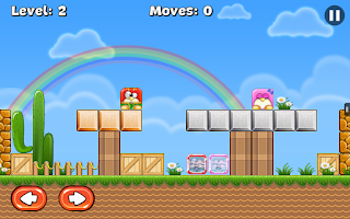 Screenshot of Mr. Tigon - Block the Birds