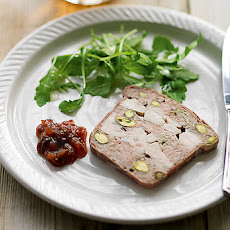 Chicken, Pork and Pistachio Terrine Recipe