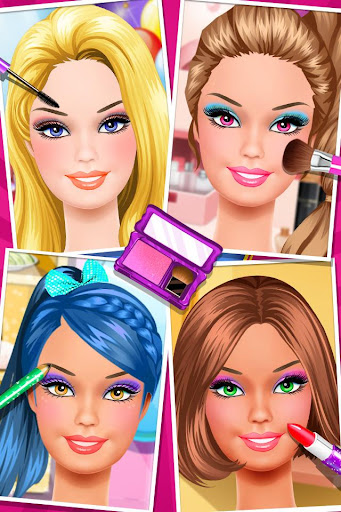 Fashion Dolls Sports day - screenshot