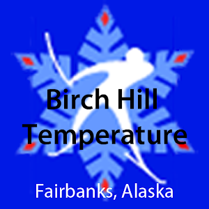 Birch Hill Ski Temperature