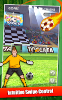 Screenshot of Flick-n-Score - Soccer Edition