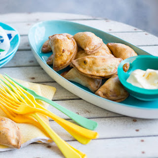 Chicken And Olive Empanadas