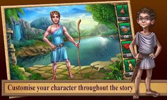 Screenshot of Romance of Rome: Hidden Object