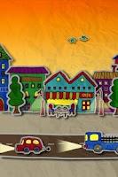 Screenshot of paper town [FL ver.]