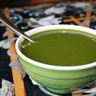 Green Goddess Soup