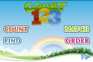Screenshot of Baby Count 123