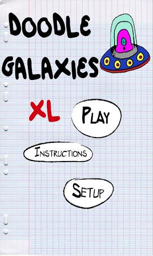 Doodle Galaxies