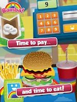 Screenshot of Bamba Burger