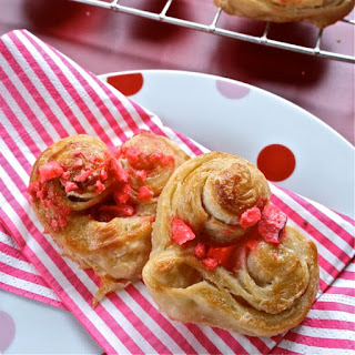 "Khrushchev Pink Praline ""Palmiers"""