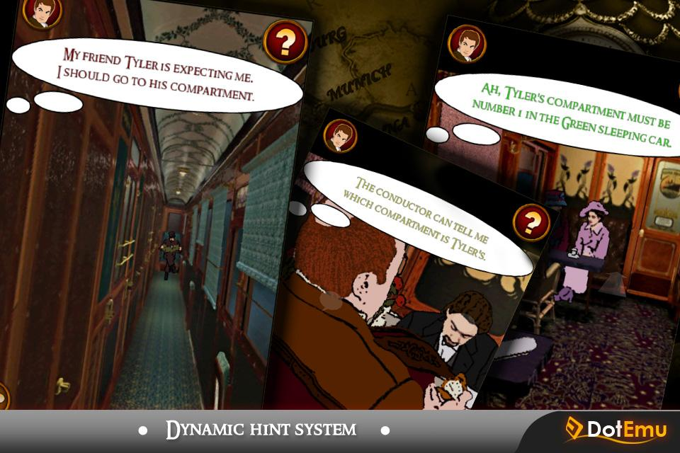 The Last Express Screenshot 3