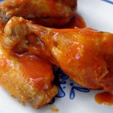 Alton Brown's Buffalo Wings