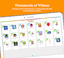 Screenshot of Famigo: Kids' Educational App