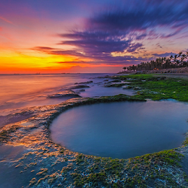Big Hole by Budi Astawa - Landscapes Waterscapes ( bali, cupel, jembrana, beach, negara )