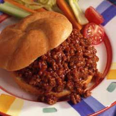 Onion Sloppy Joes