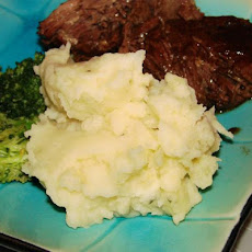 Cecile's Creamy Mashed Potatoes