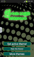 Screenshot of Green Light Keyboard