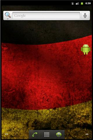 EURO Germany Live Wallpaper
